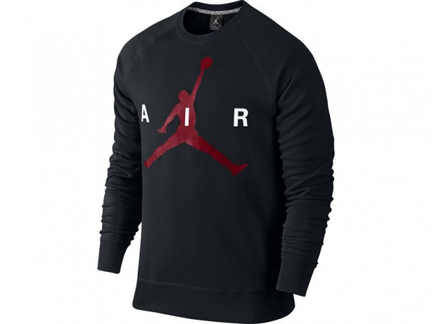 Mikina Jordan Jumpman Graphic Brushed Crew