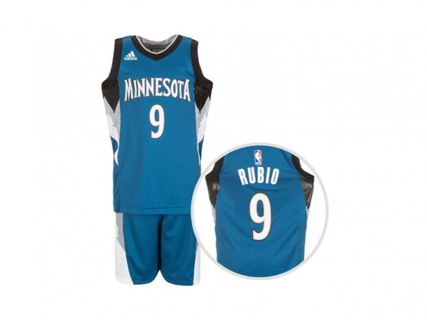 Dětský komplet Adidas NBA Rubio