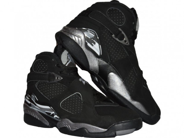Boty Air Jordan 8 retro Chrome