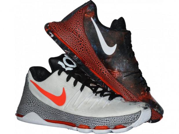 Basketbalové boty Nike KD 8 Xmas