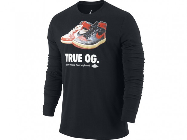 Triko Jordan True OG