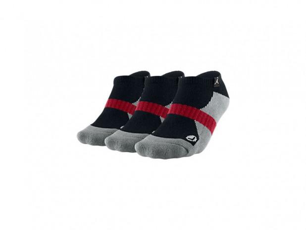 Ponožky Jordan - 3 pack low