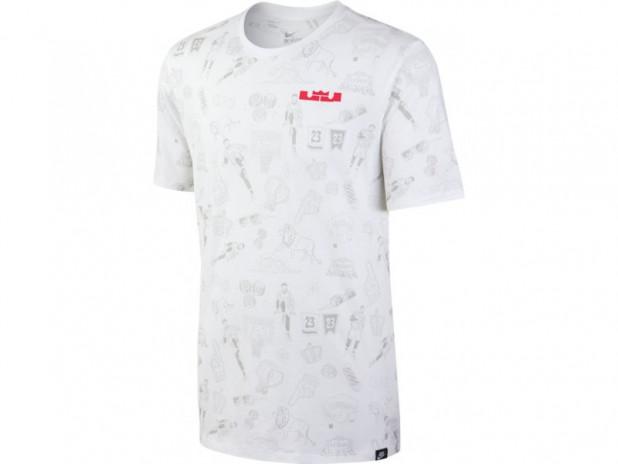 Dětské triko Nike LeBron Logo HO15
