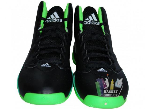Dětské basketbalové boty adidas 3 series 2014 k