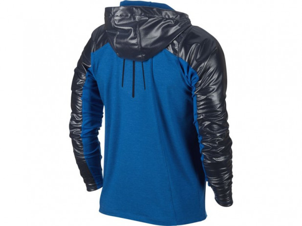 Mikina Jordan Stay Warm Fitted Shield