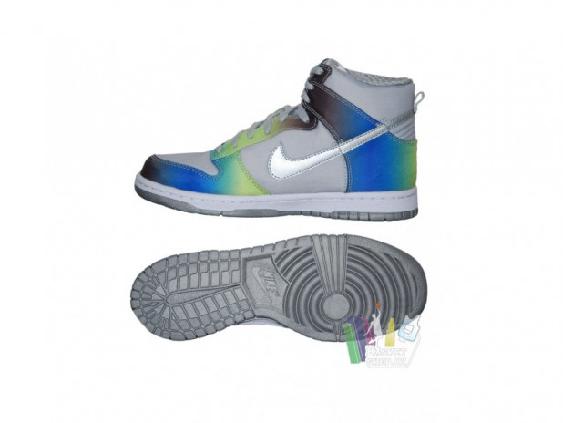 Dámské sneakers Nike - Dunk high premium