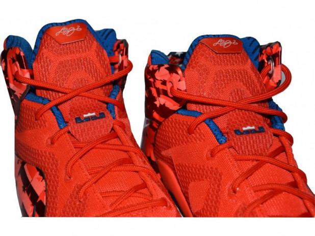 Dětské basketbalové boty Nike Lebron XII 12 USA
