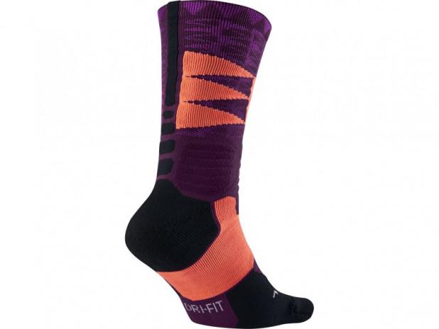 Basketbalové ponožky Nike LeBron Hyper Elite Crew