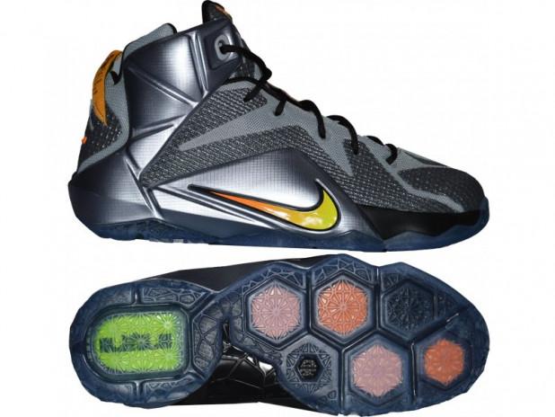 Dětské basketbalové boty Nike Lebron XII 12 Flight pack