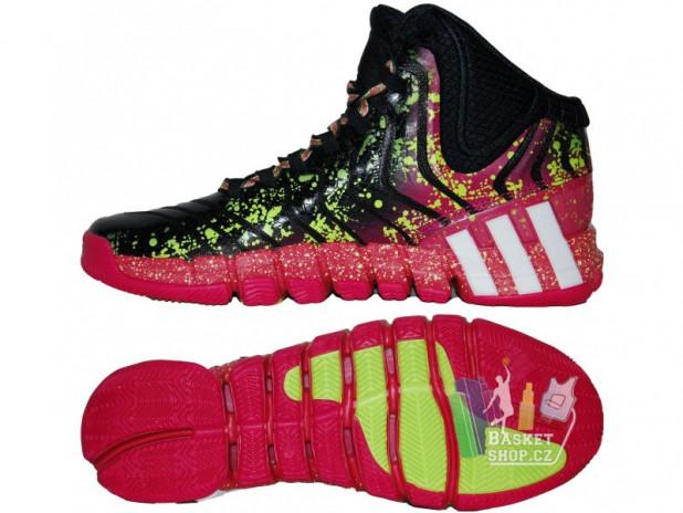 Basketbalové boty adidas adipure crazyquick 2