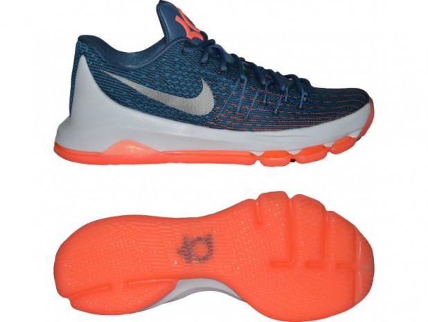 Basketbalové boty Nike KD 8 OCEAN FOG