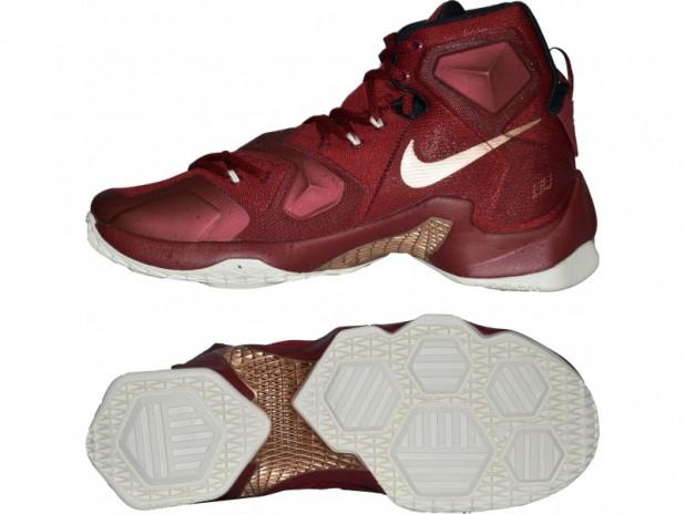 Basketbalové boty Nike Lebron XIII Cleveland