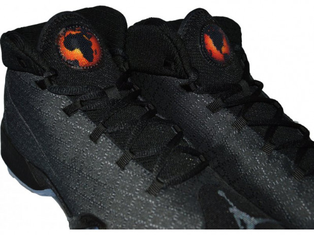 Basketbalové boty Air Jordan XXX Black Cat