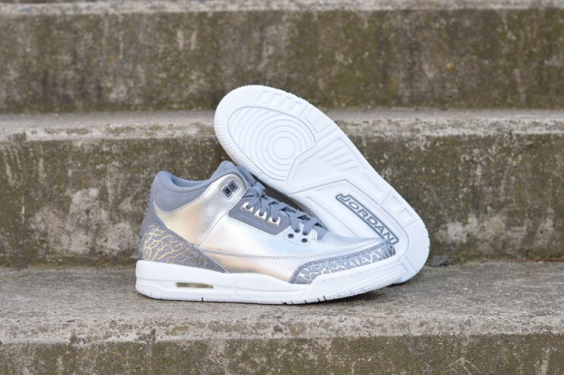 Air Jordan 3 Retro Premium Heiress Collection