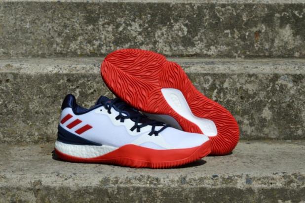 Basketbalové boty adidas Crazy Light Boost 2018 USA