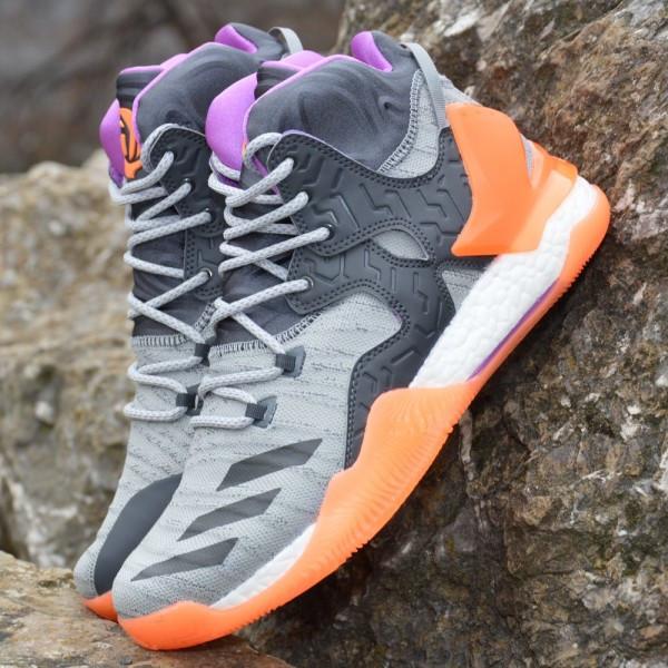 Basketbalové boty adidas D Rose 7 Primeknit AS 17