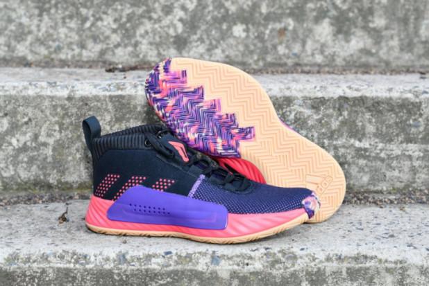 Basketbalové boty adidas Dame 5