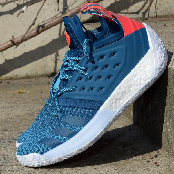 Basketbalové boty adidas Harden Vol. 2