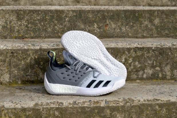 Basketbalové boty adidas Harden Vol. 2 Concrete