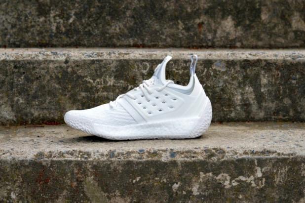 Basketbalové boty adidas Harden Vol. 2 Grey