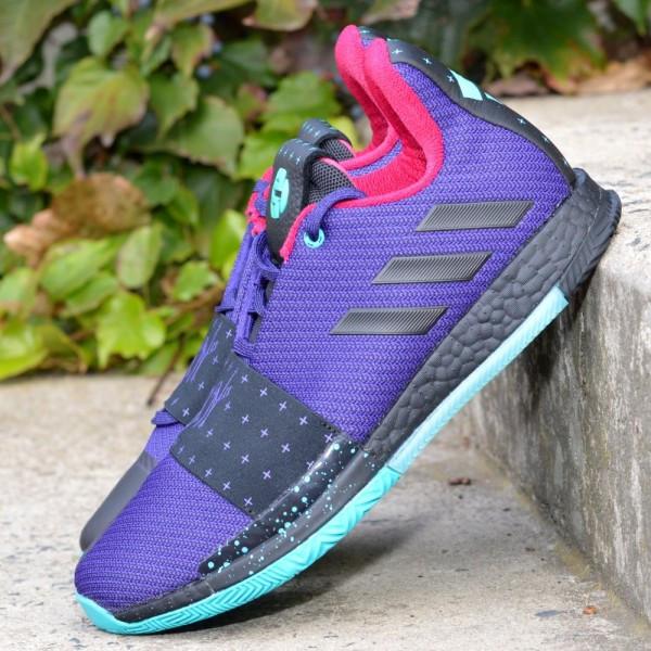 Basketbalové boty adidas Harden Vol. 3 Drew League  074e710c5