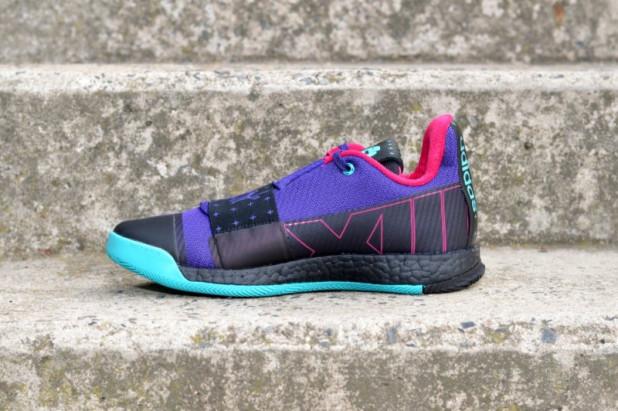 Basketbalové boty adidas Harden Vol. 3 Drew League