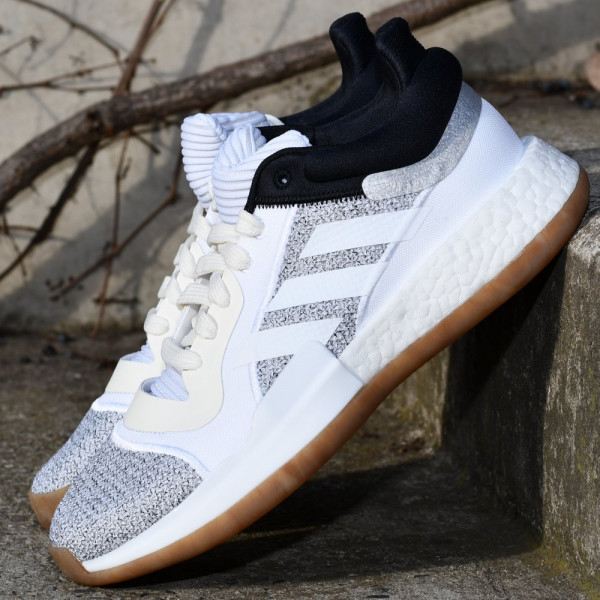 Basketbalové boty adidas MARQUEE BOOST low