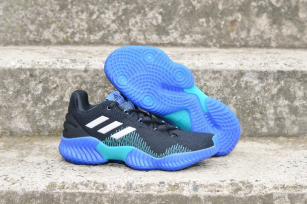 Basketbalové boty adidas Pro Bounce 2018 low
