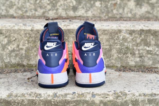 Basketbalové boty AIR JORDAN XXXIII VISIBLE UTILITY