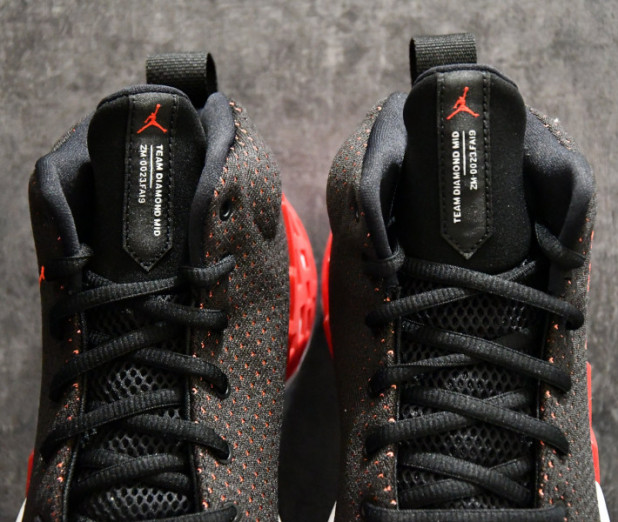 Basketbalové boty Jordan Diamond mid