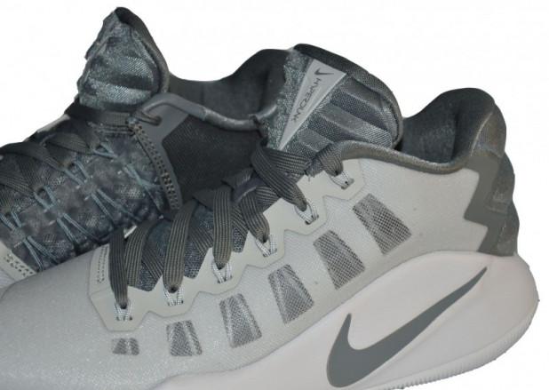 Basketbalové boty Nike Hyperdunk 2016 low Pure Platinum
