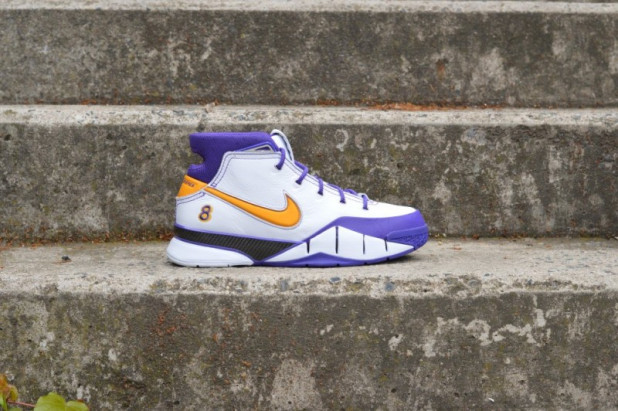 Basketbalové boty Nike Kobe 1 Protro LAKERS