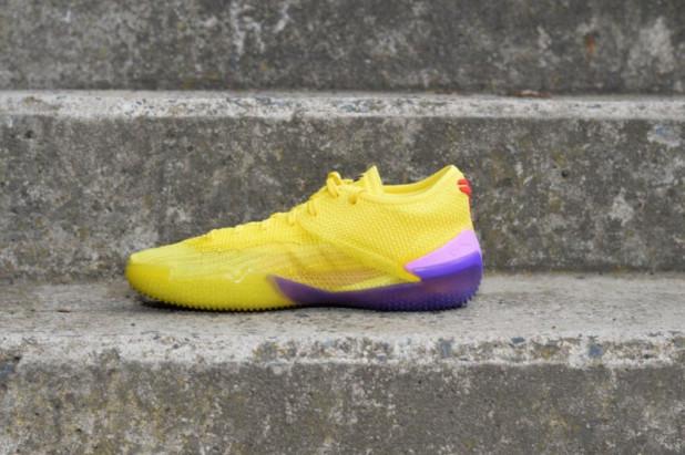 Basketbalové boty Nike Kobe AD NXT 360 Lakers