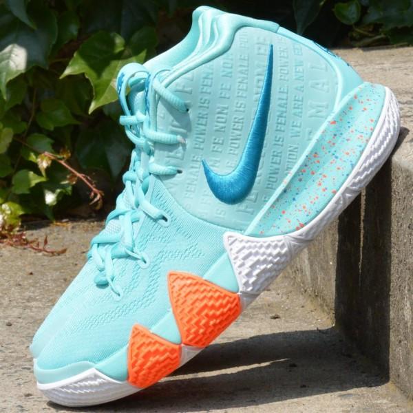 sports shoes 75f7b 02b8d Basketbalové boty Nike Kyrie 4 Power Is Female | BASKET SHOP ...