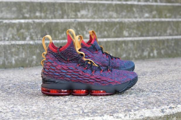 Basketbalové boty Nike Lebron XV New Heights