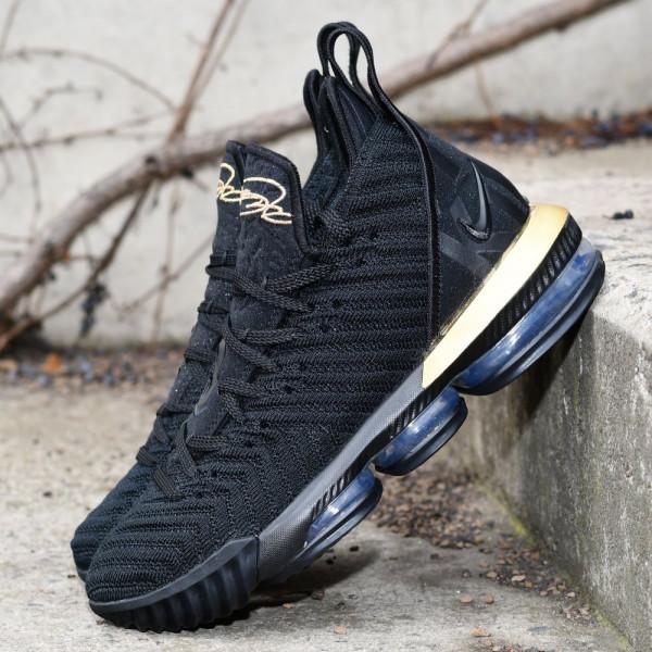 3c949b554f0 Basketbalové boty Nike Lebron XVI I m king
