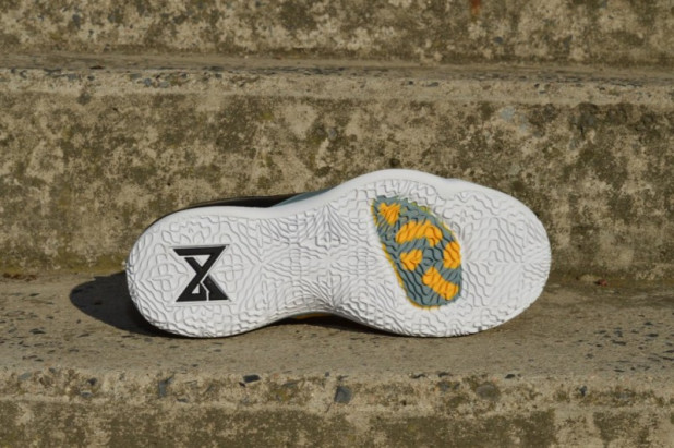 Basketbalové boty Nike PG 2.5 Amarillo