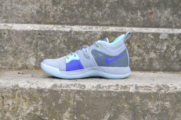 Basketbalové boty Nike PG 2 Pure Platinum