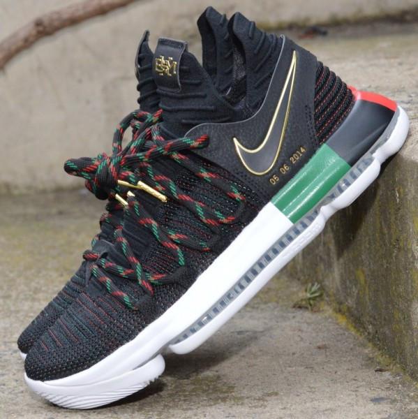 pretty nice 7730b 12b2a Basketbalové boty Nike Zoom KD 10 LMTD BHM