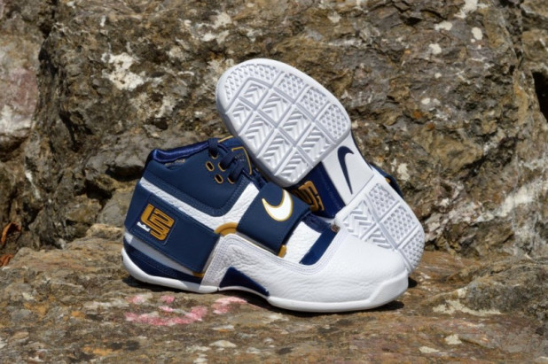 Basketbalové boty Nike Zoom LeBron Soldier CT16 QS