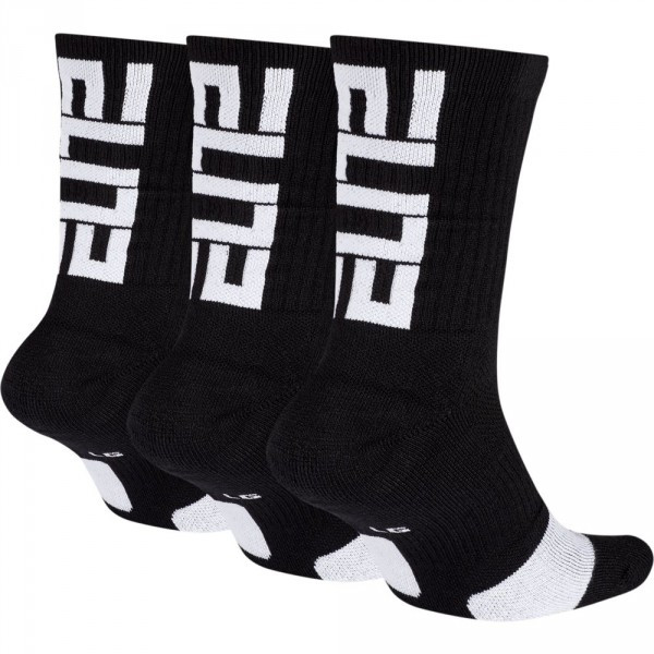 Basketbalové ponožky Nike Elite Everyday Crew (3 pack)