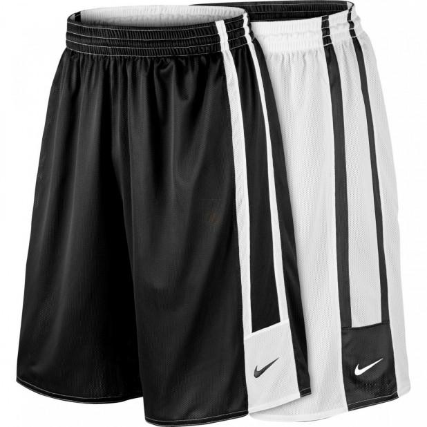 Basketbalové šortky Nike League Reversible, černé