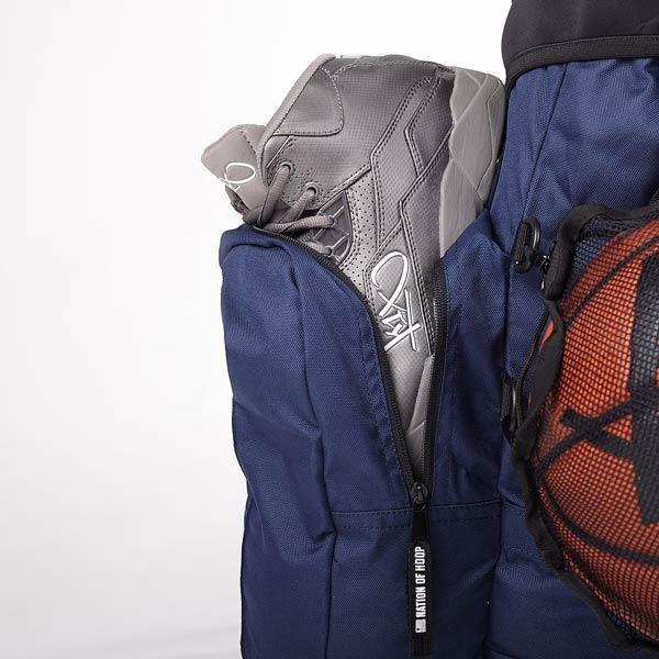 Basketbalový batoh K1X Ball Camp