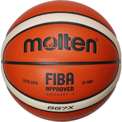Basketbalový míč Molten GG7X (muži)
