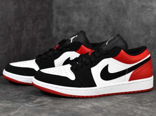 Boty Air Jordan 1 low Black Toe