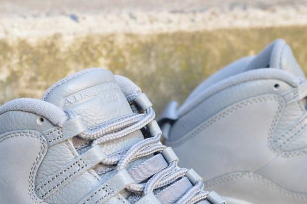 Boty Air Jordan 10 retro Cool Grey