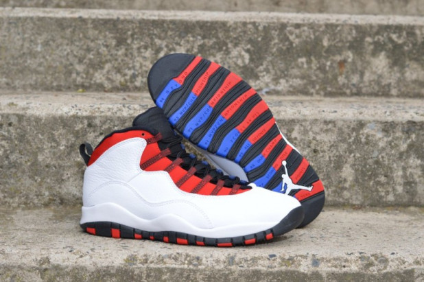 Boty Air Jordan 10 retro Russell Westbrook