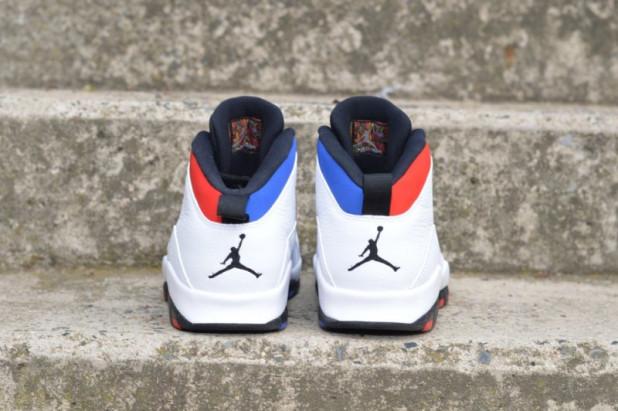 Boty Air Jordan 10 retro Russell Westbrook
