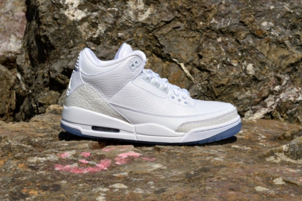 Boty Air Jordan 3 Retro Pure White