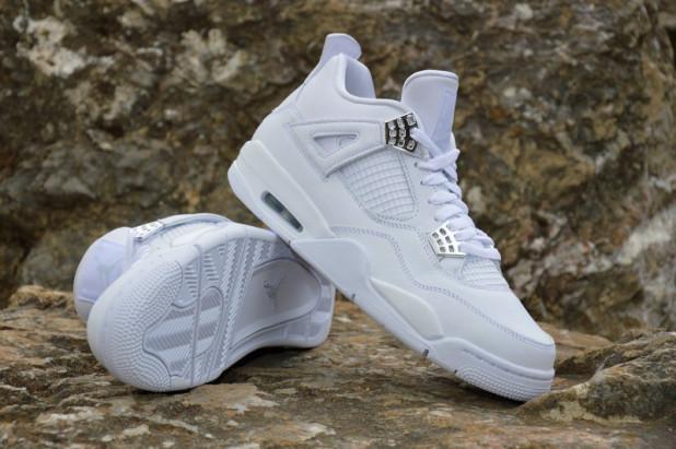 Boty Air Jordan 4 retro Pure Money